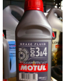 DOT 3&4 Brake Fluid 0.5 litra